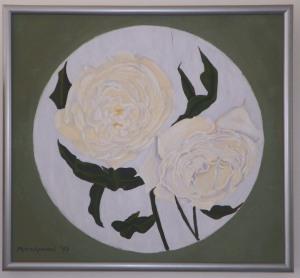 Rose Tondo #1 ('97)