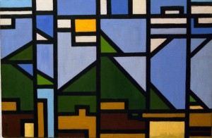 The Mondrian Influennce ('98)